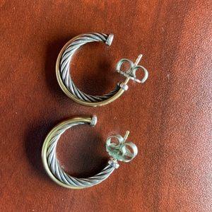 David Yurman Authentic earrings